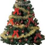 クリスマスツリーを通販で買うならニトリが最安!