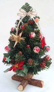 クリスマスツリーアレンジ