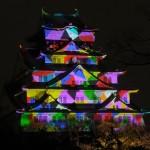 2014-2015大阪城の3Dマッピングイルミネーション最新情報!