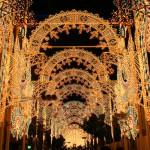 兵庫県の観光スポット、神戸ルミナリエは2014年で最後かも!?