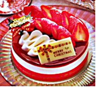 苺とフランボワーズのティラミス