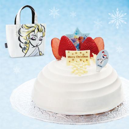 ファミリーマート クリスマスケーキ アナ雪