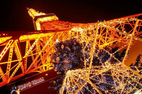 東京タワー イルミネーション
